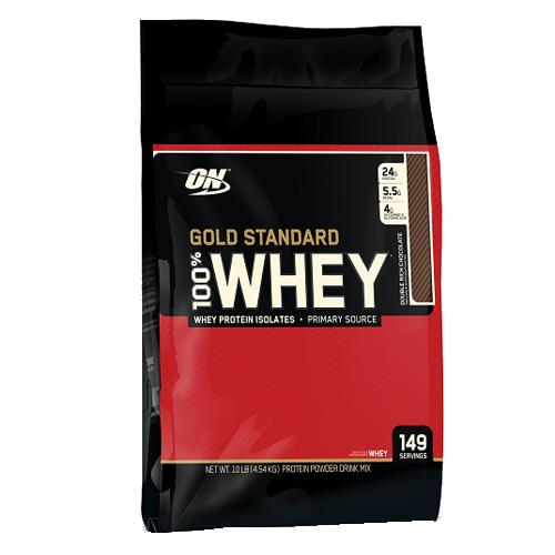 واي جولد ستاندرد بروتين 10 باوند