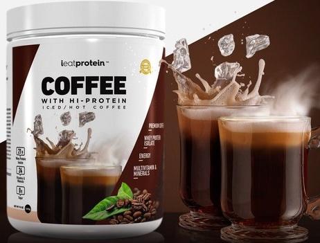 بروتين القهوة بلاك كوفي