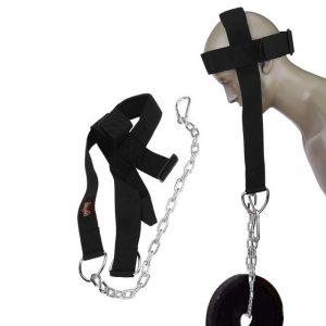 حزام تمارين الرقبة
