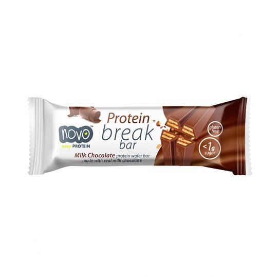 نوفو بروتين بريك بار سناك صحي